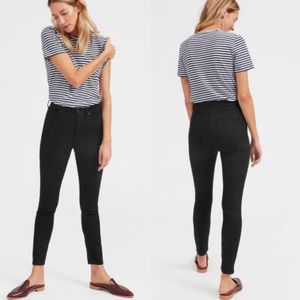 Everlane | The High Rise Skinny Ankle Jeans 27